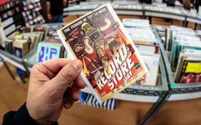 Record Store Day Adventure in Michigan