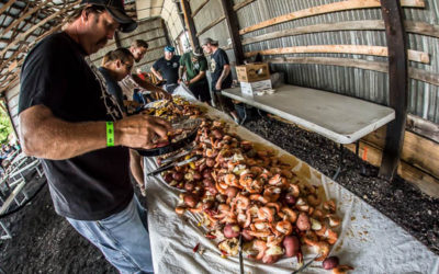 Dark Horse Brewing Crawfish Boil