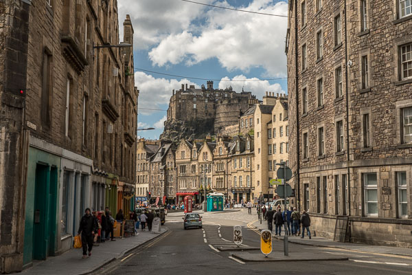 Exploring Edinburgh with Guided Scotland