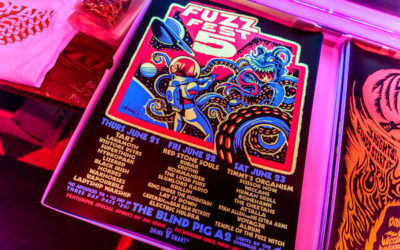 Fuzz Fest 5 at the Blind Pig