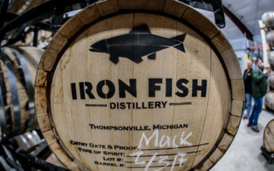Iron Fish Distillery Tour