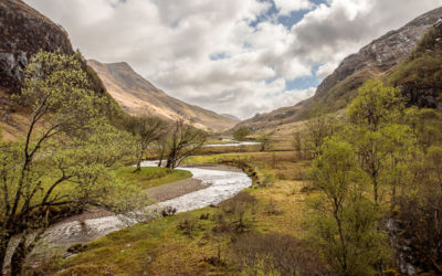 Our Journey back to Glencoe in the Scottish Highlands