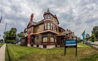 Hackley and Hume Historic Homes