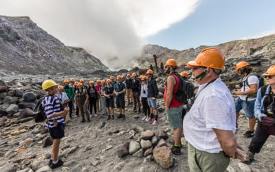 White Island Tour – New Zealand's Most Active Volcano