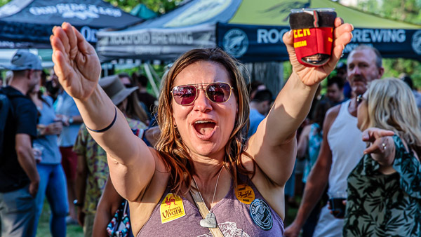 The 2019 Michigan Summer Beer Festival