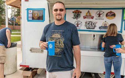 Backyard Beer Garden Fundraiser