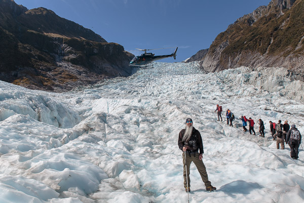 Fox Glacier Heli Hike