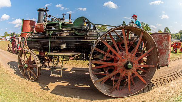 Tompkins Center Freedom Festival and Steam Show