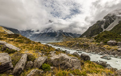 Hiking In New Zealand – Easy Jaunts