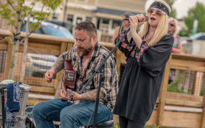 Jennifer Westwood and Dylan Dunbar – Musicians and Fans United