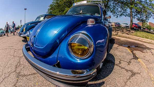 Michigan Vintage Volkswagen Festival 2021 - Beetle
