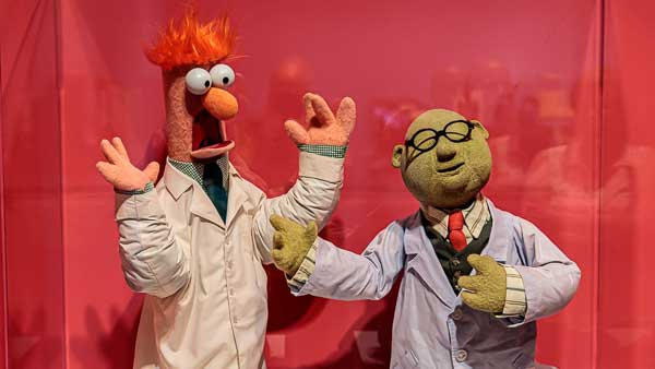 The Henry Ford Museum and The Muppets