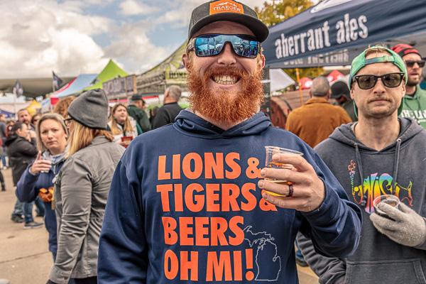 2021 Detroit Fall Beer Festival