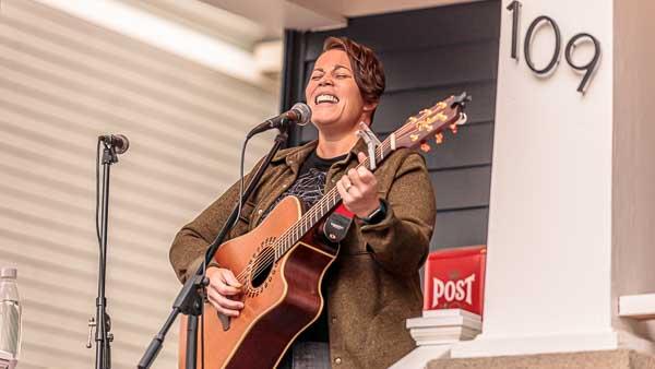 Kate Peterson Porch Concert