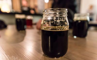 Batch Brewing in Corktown Detroit