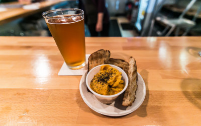 Canton Brew Works Pop-Up Dinner with Chefs Jason Osburn & Brandon O'Sullivan