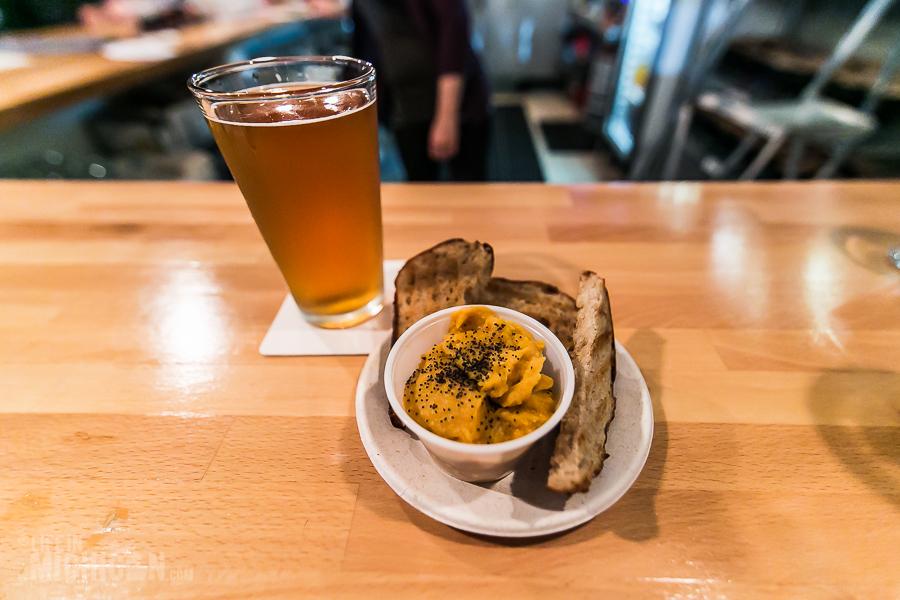 Canton Brew Works Pop-Up Dinner with Chefs Jason Osburn & Brandon O'Sullivan