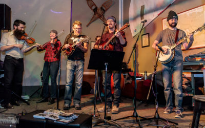 Emergency Bluegrass System at the Chelsea Alehouse Brewery