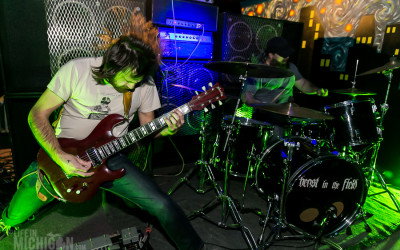Beast In The Field with Blue Snaggletooth, Bison Machine, and Whaler – Michigan Rock Mayhem