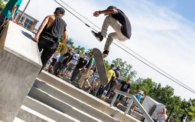 Ann Arbor Skate Park – Time to Rip!