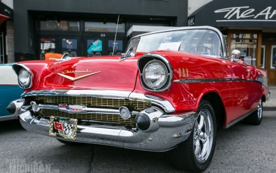 Rolling Sculpture – Cool Cars in the City