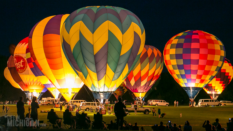Jackson Hot Air Jubilee – Up, Up, and Away