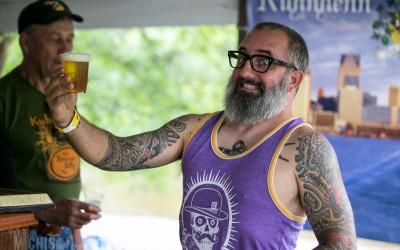 Michigan Summer Beer Festival 2014 Vibe