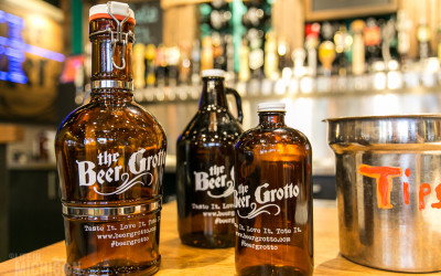 Beer Grotto – It's What's For Dinner