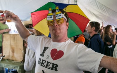 10 Things about the U.P. Beer Festival