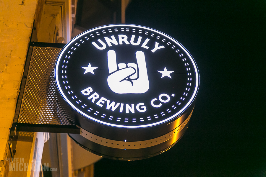 Unruly Brewing – Making Rockin Brews