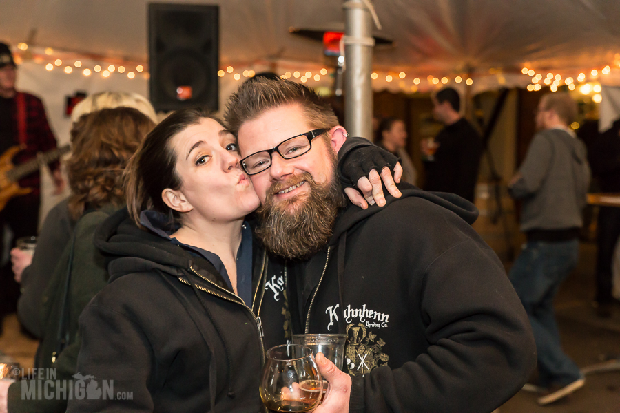 Kuhnhenn Brewing Winter Solstice Release Party 2014