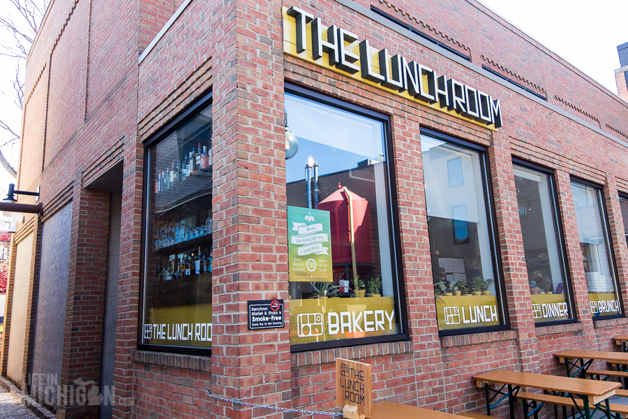 The Lunch Room – Favorite Place To Eat