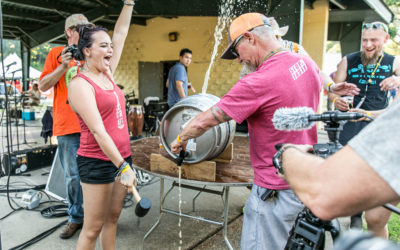 Drink-e-Mon Go: Michigan Summer Beer Festival