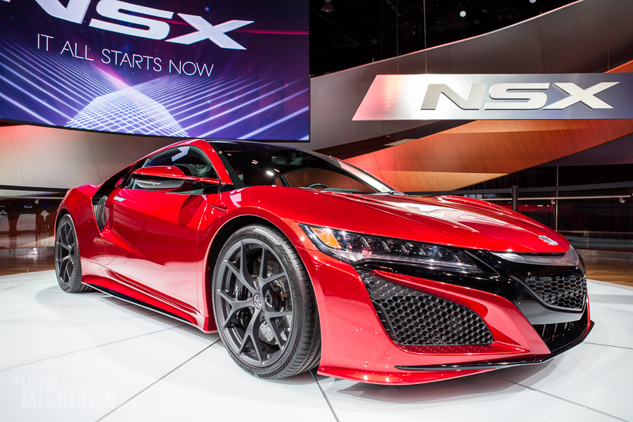 NAIAS – A Car Lover's Paradise