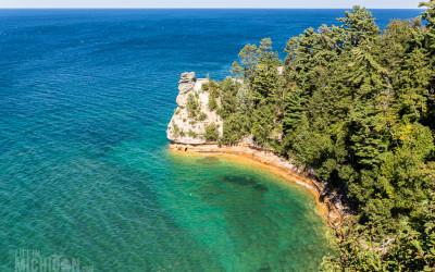 Michigan's Pictured Rocks National Lakeshore