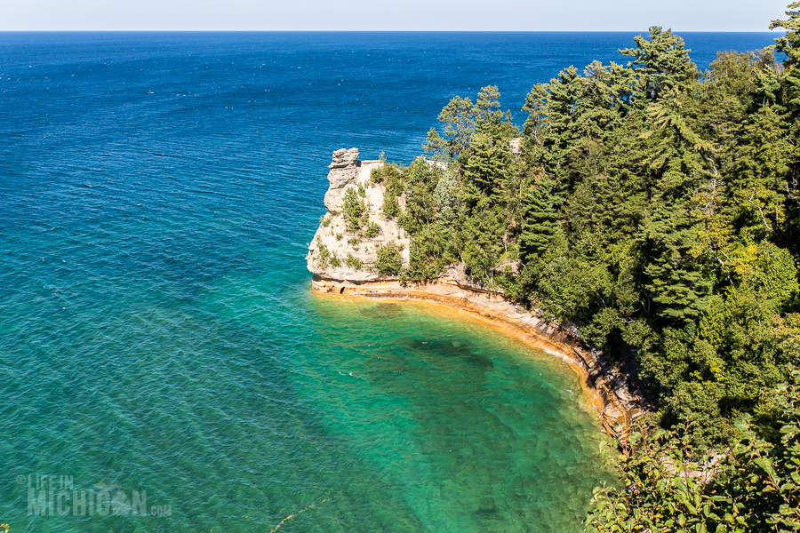 Michigan's Pictured Rocks National Lakeshore