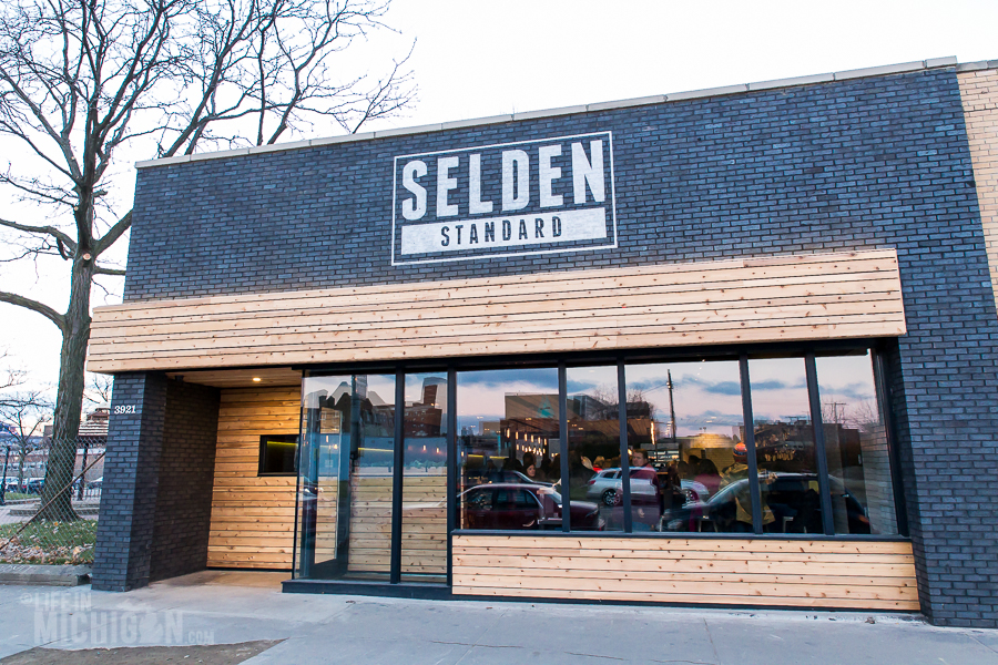 Selden Standard – A great meal in Detroit