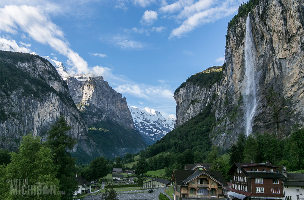 Switzerland a Michigander's Perspective!