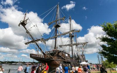 Tall Ship Celebration – Ahoy Maties