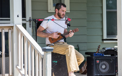 Water Hill Music Fest 2015: Singing in the Streets