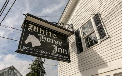 White Horse Inn in Metamora