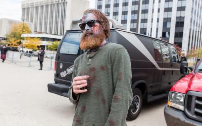 Zombie Beer Fest – Beer the Walking Dead