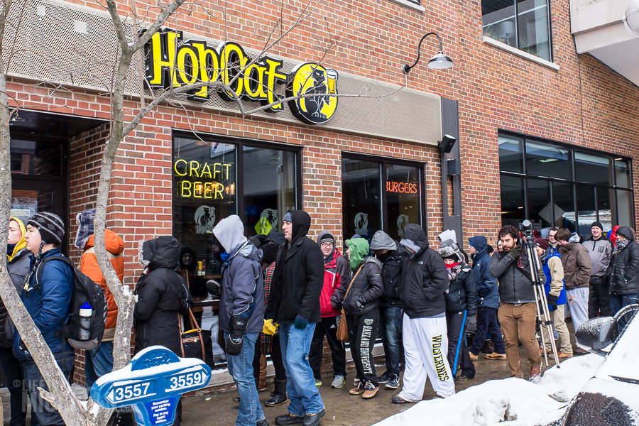 Hopcat Ann Arbor — Beer is for lovers