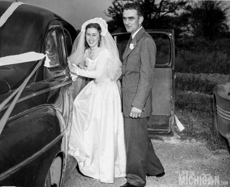 1947 Wedding Remembered