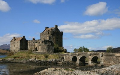 A Tale of Four Castles – Travels in Scotland