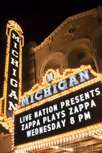 Zappa Plays Zappa Taking Roxy to Ann Arbor