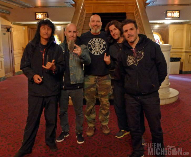 Anthrax – Metal in the Motor City!