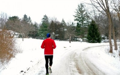 Thoughts about Running in Cold Weather in Michigan